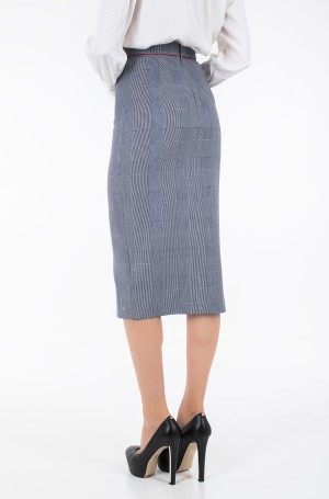 Sijonas FAUNA HW MIDI PENCIL SKIRT-2