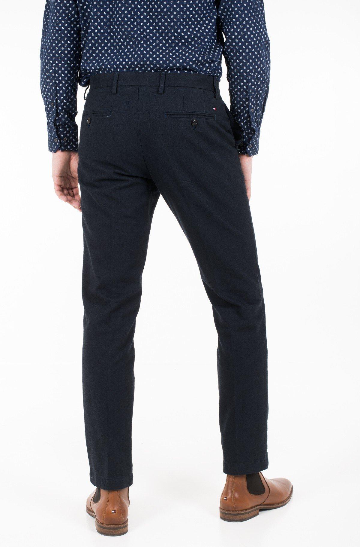 Trousers DENTON CHINO CLASSIC HERRINGBONE MW0MW11772-full-2