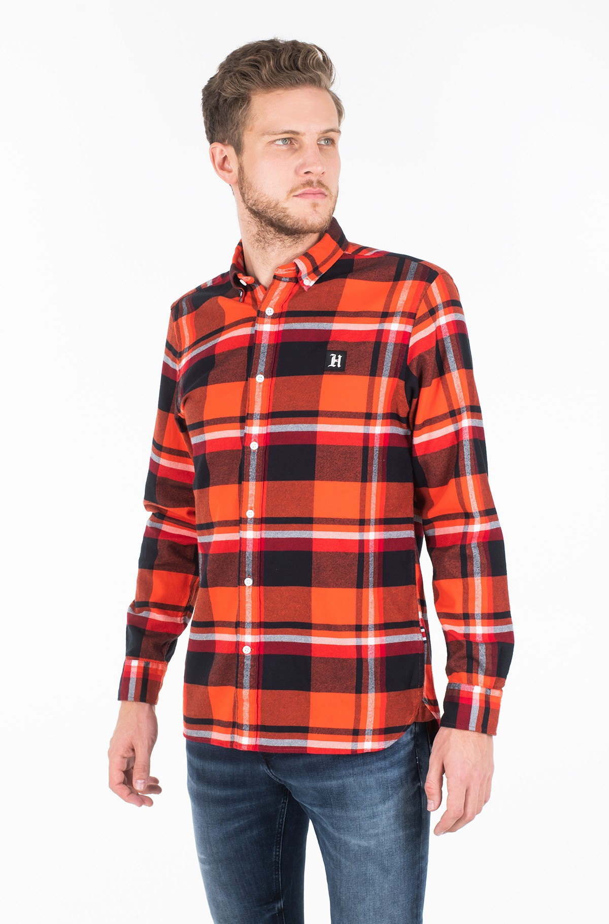 Triiksärk LH CHECK SHIRT-full-1