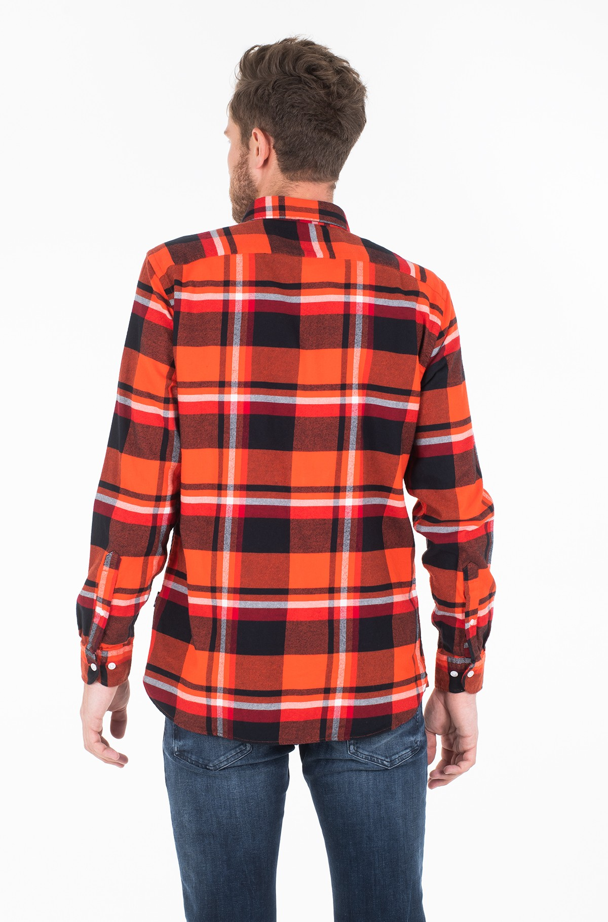 Triiksärk LH CHECK SHIRT-full-2