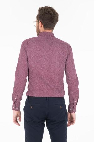 Marškiniai WASHED PRINT CLASSIC SLIM SHIRT-2