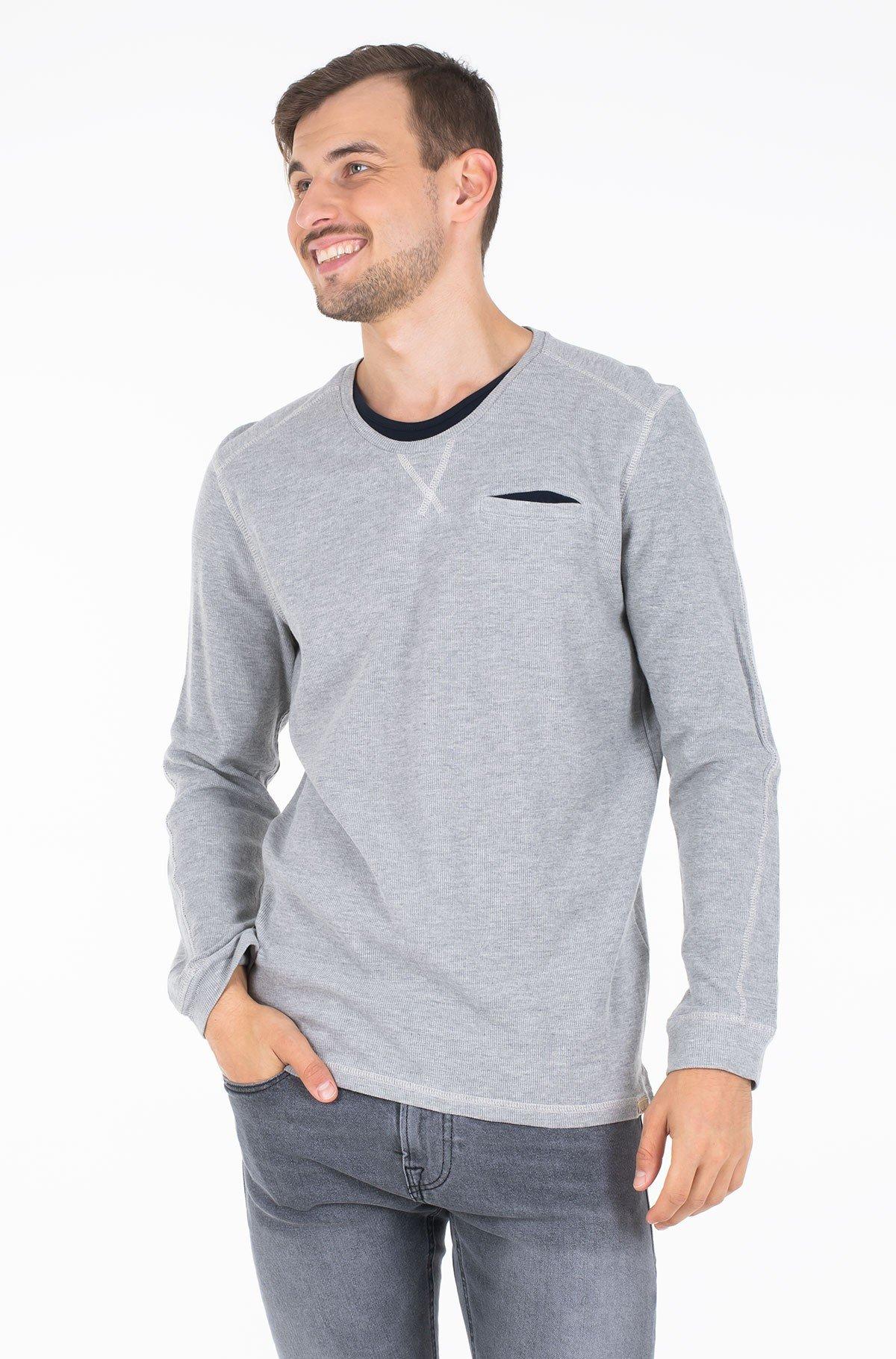 T-krekls ar garām piedurknēm  1014079-full-1