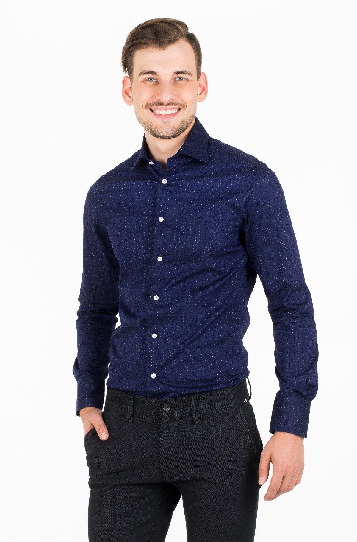 Marškiniai LUXURY DESIGN CLASSIC SLIM SHIRT-full-1