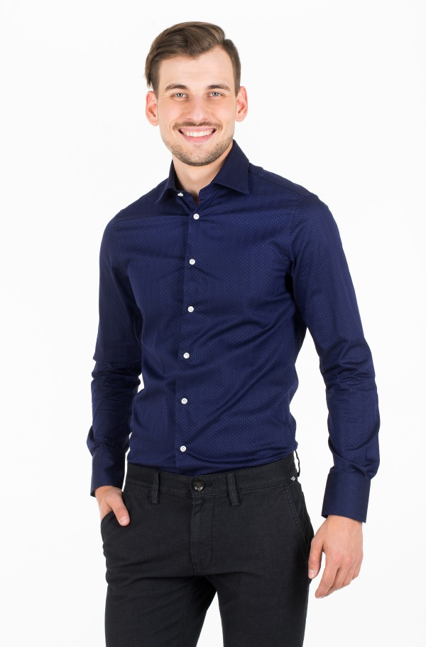 LUXURY DESIGN CLASSIC SLIM SHIRT