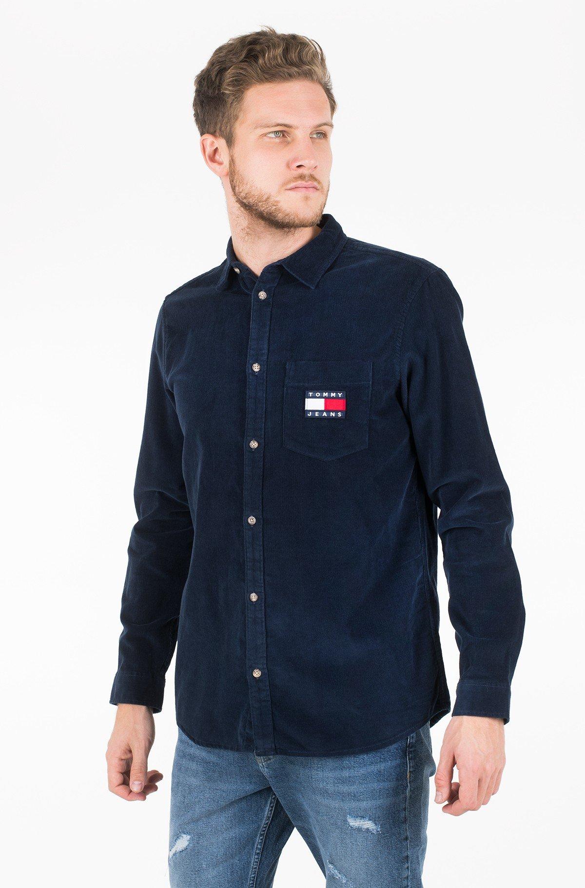 Marškiniai TJM CORD SHIRT-full-1