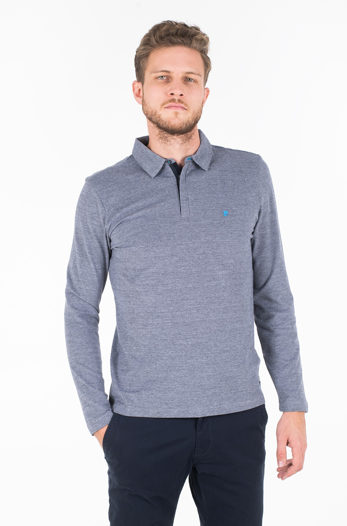 Polo marškinėliai ilgomis rankovėmis 53564-92316-full-1