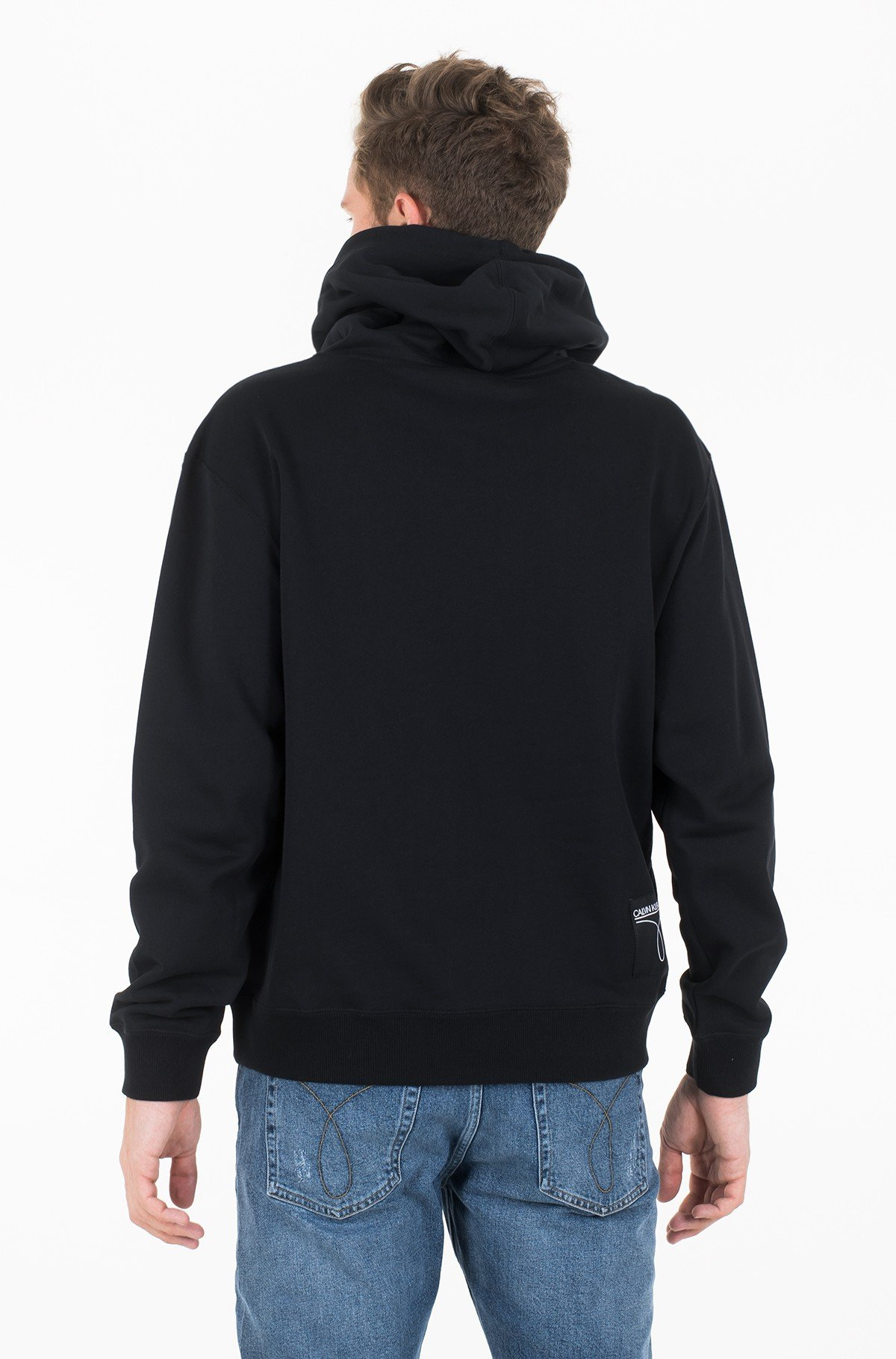 Džemperis SMALL LOGO RELAXED HOODIE-full-2