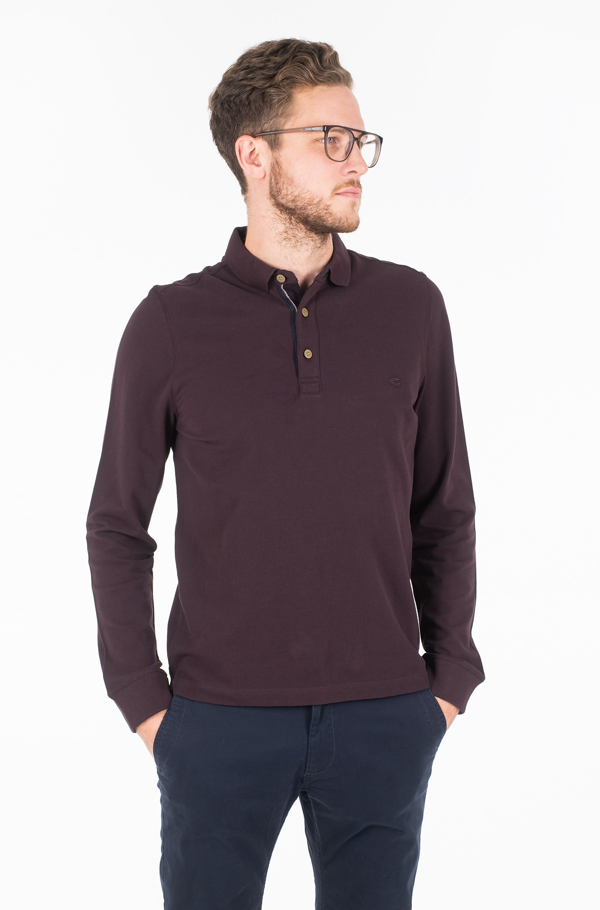Polo marškinėliai ilgomis rankovėmis 31.128086-full-1