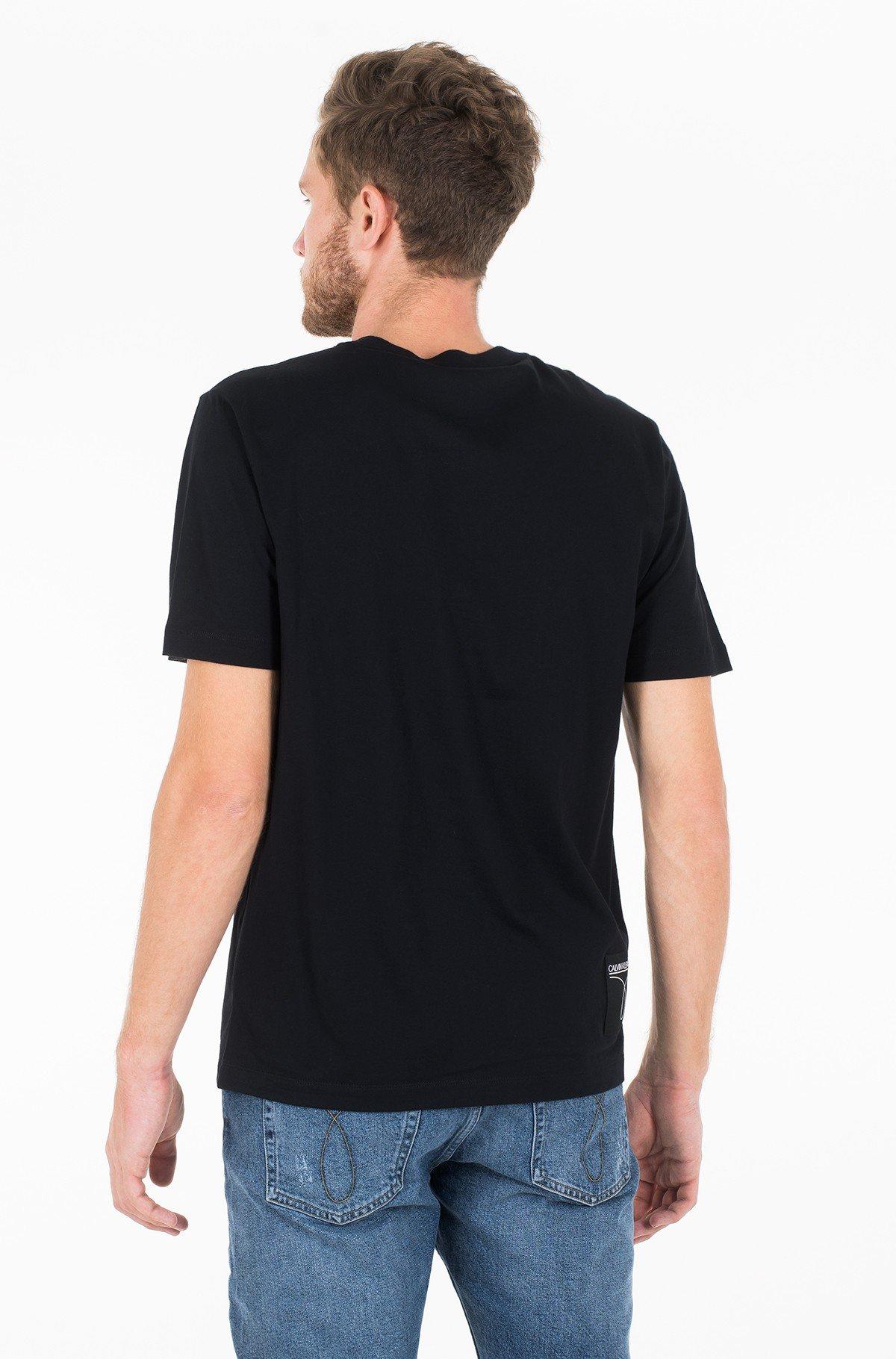 Marškinėliai BIOGRAPHY RELAXED CN TEE SS-full-2