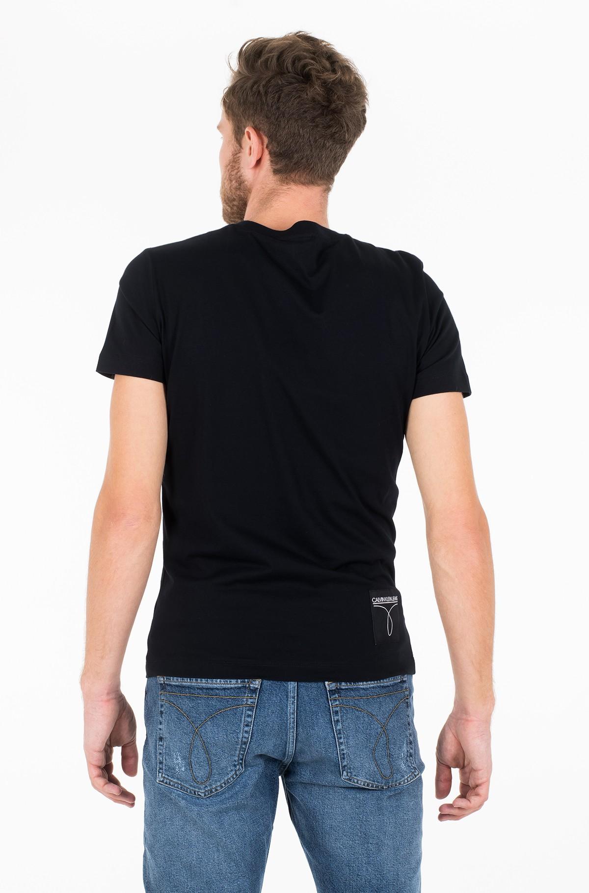 T-shirt SMALL LOGO SLIM CN TEE SS-full-2