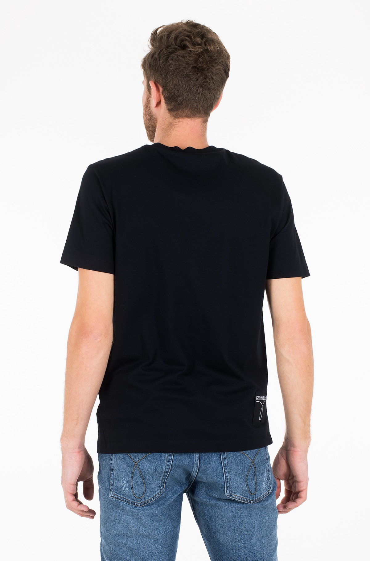 Marškinėliai LOGO RELAXED CN TEE SS-full-2