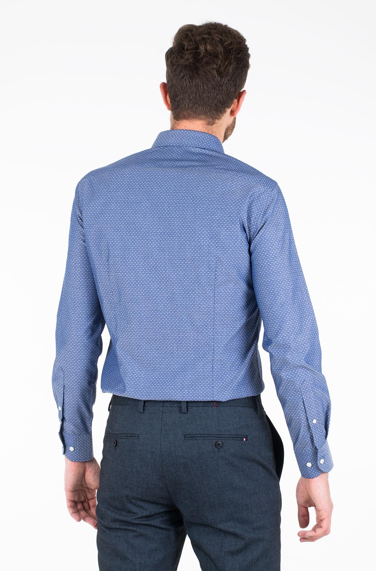 Marškiniai MICRO DESIGN CLASSIC SHIRT-full-2