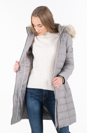 Mantel TJW ESSENTIAL HOODED DOWN COAT-1