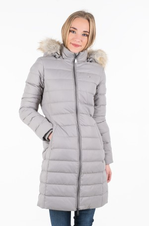 Mantel TJW ESSENTIAL HOODED DOWN COAT-2