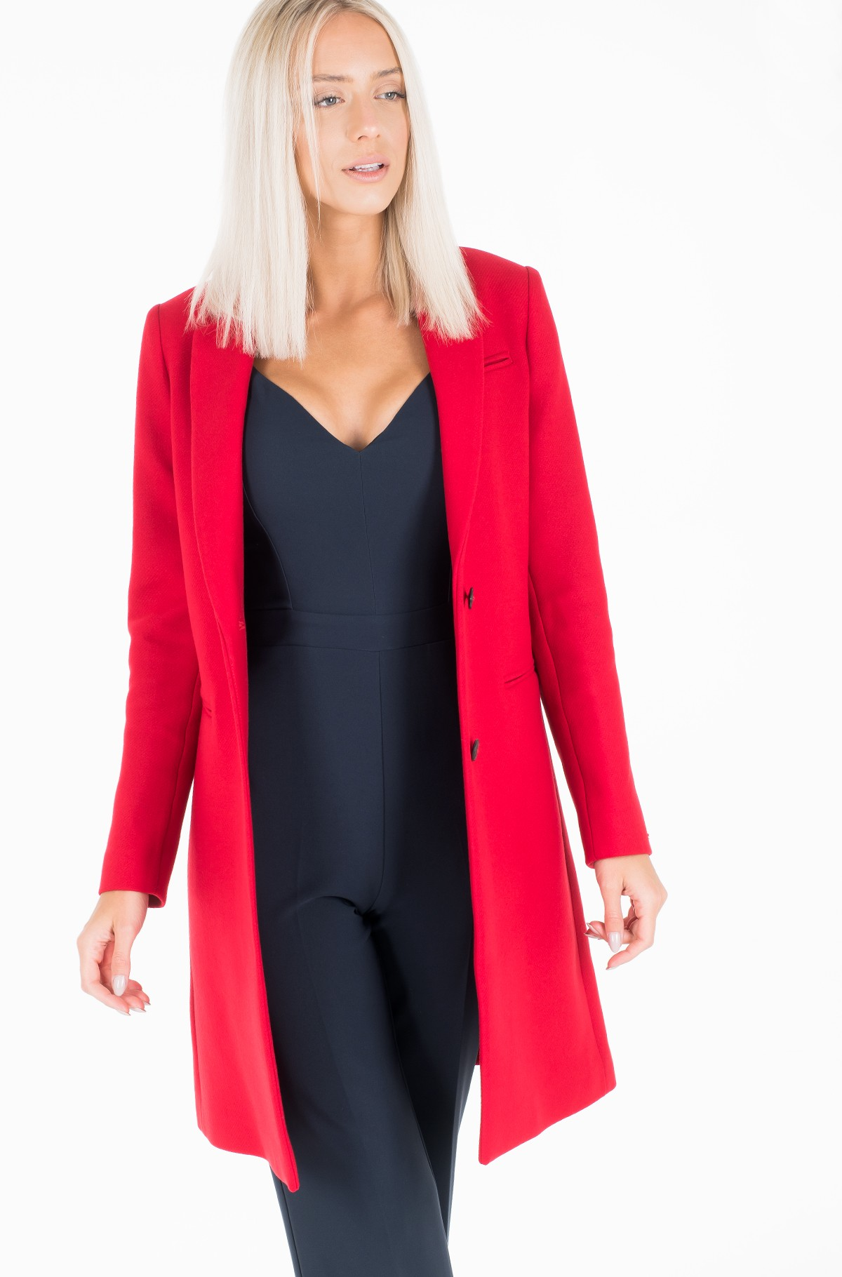Coat BELLE WOOL BLEND CLASSIC COAT-full-1