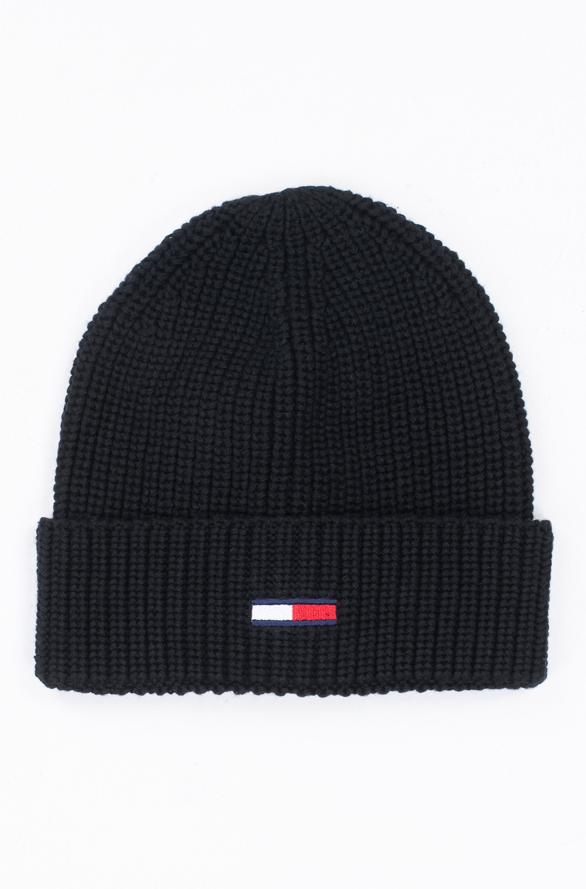 Kepurė TJW BASIC FLAG RIB BEANIE-full-1