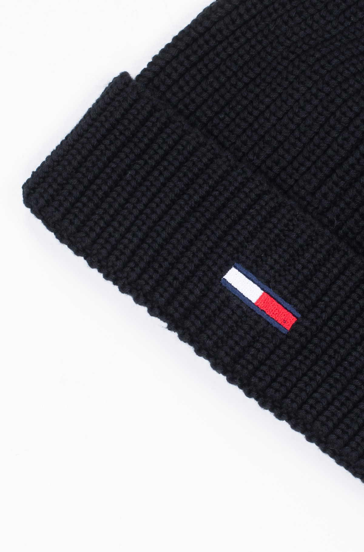 Kepurė TJW BASIC FLAG RIB BEANIE-full-2