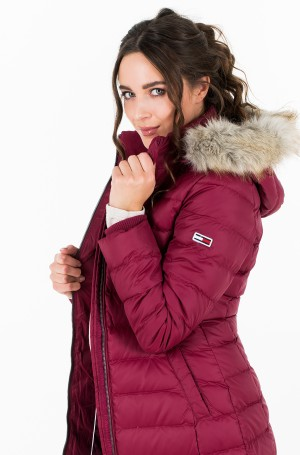 Paltas TJW ESSENTIAL HOODED DOWN COAT-1