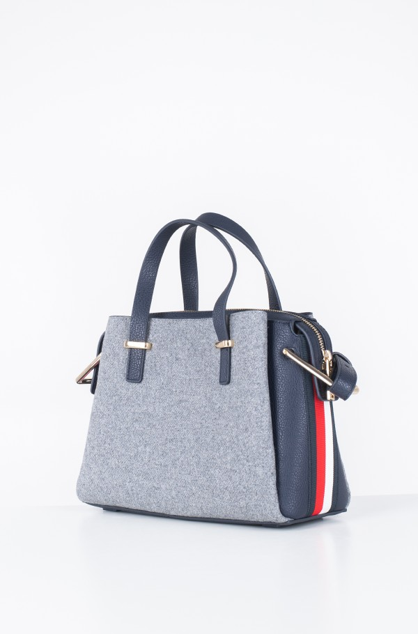 TH CORE MED SATCHEL MELTON-hover