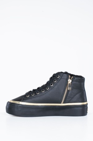 Avalynė MIDCUT COSY LEATHER SNEAKER-2