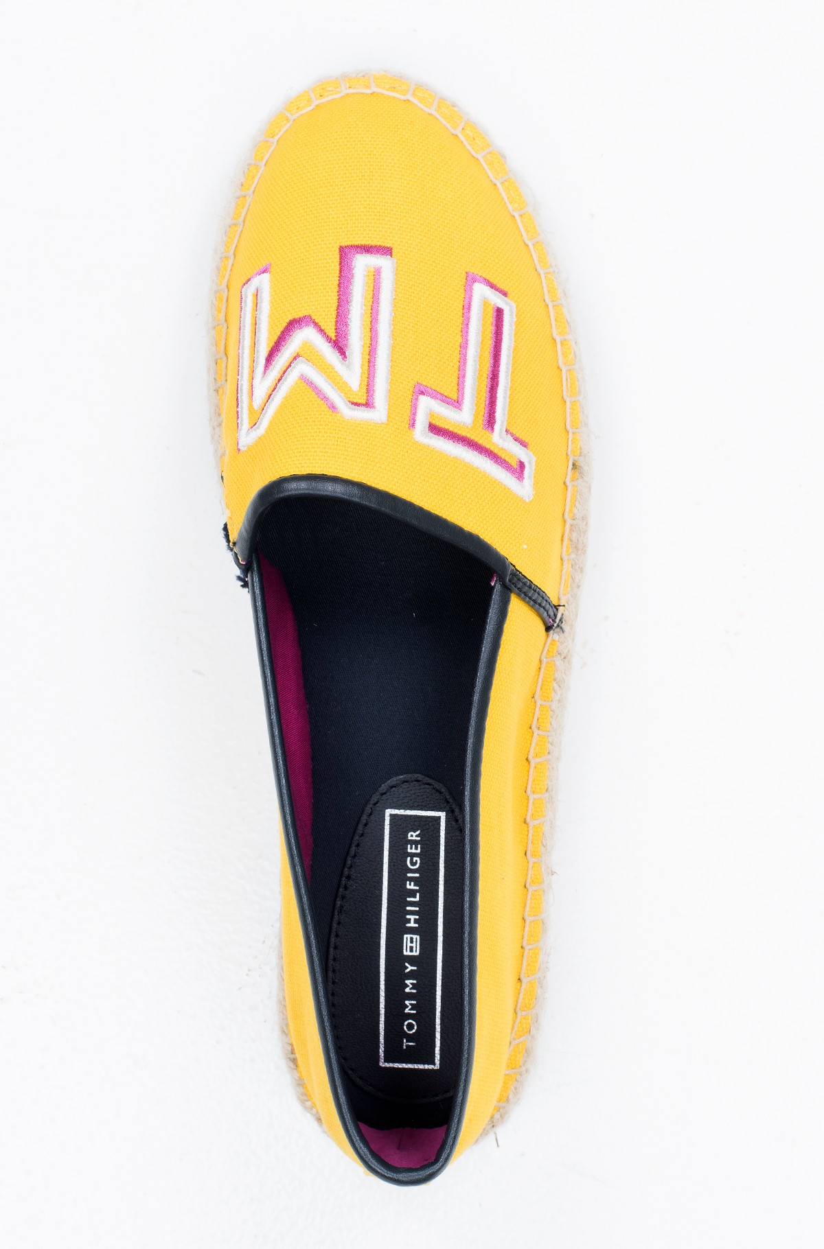 Casual shoes COLORFUL TOMMY FLAT ESPADRILLE-full-3