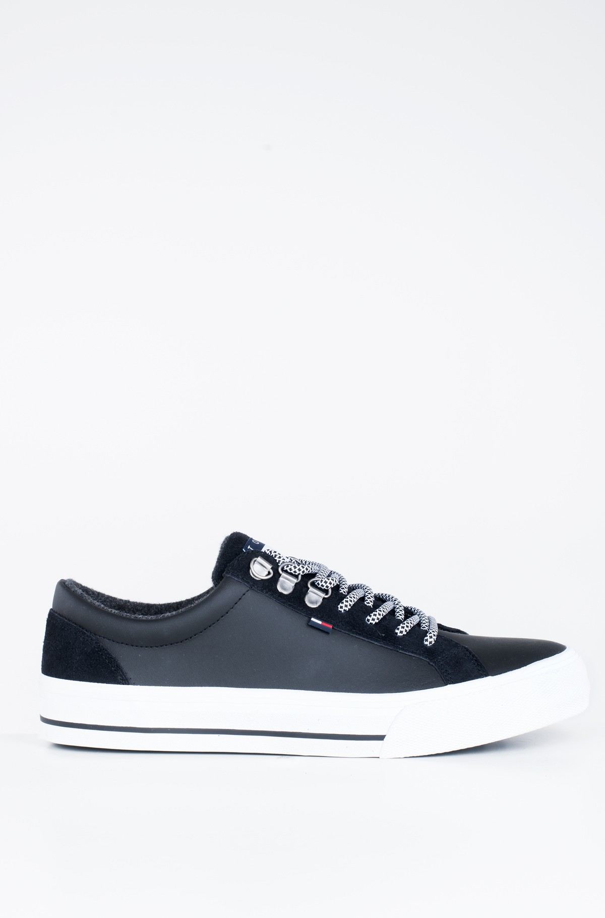 Tennised WARMLINED CLASSIC LOWTOP SNEAKER-full-1