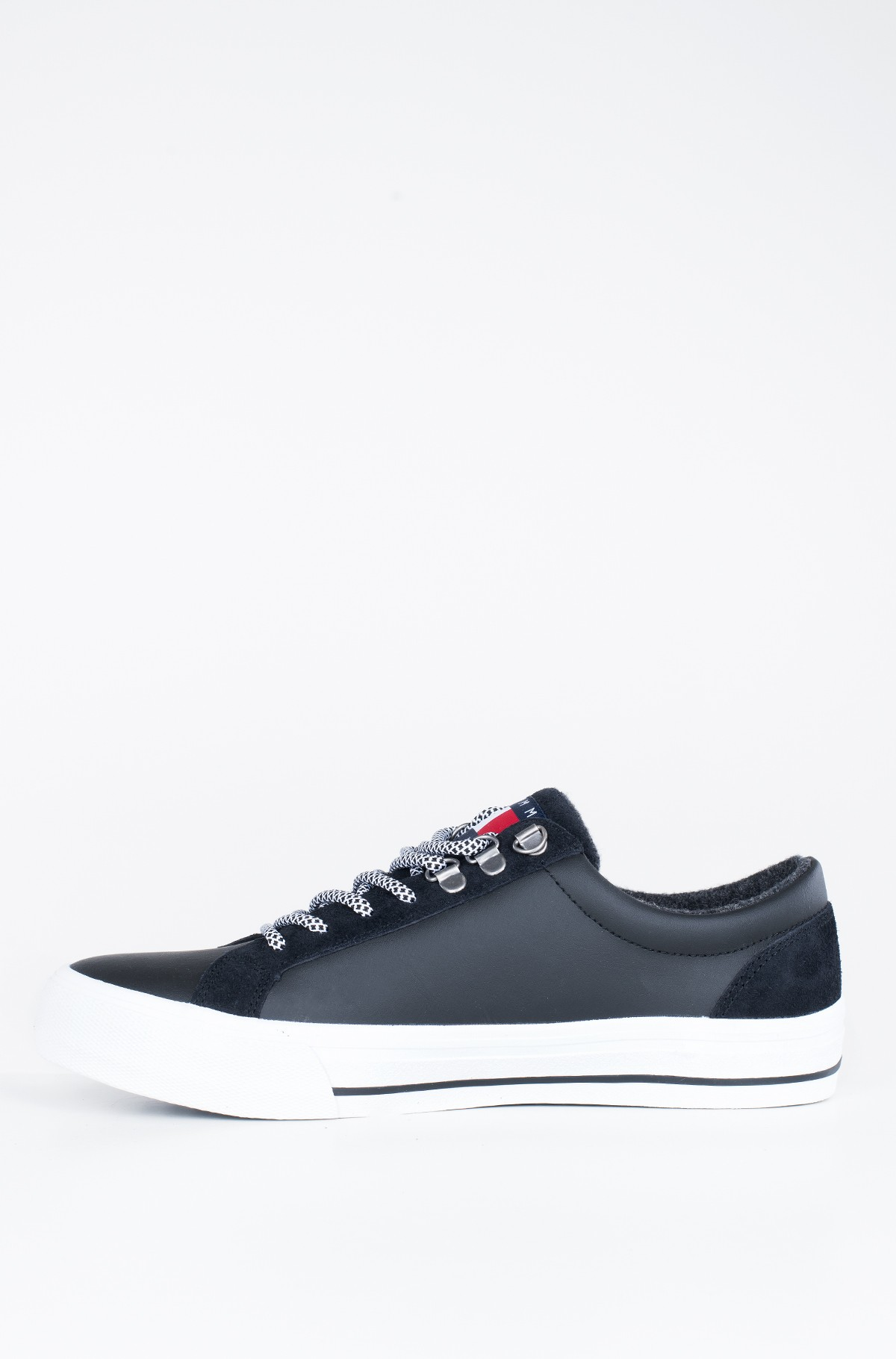 Tennised WARMLINED CLASSIC LOWTOP SNEAKER-full-2