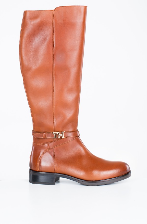 TH HARDWARE LEATHER LONGBOOT