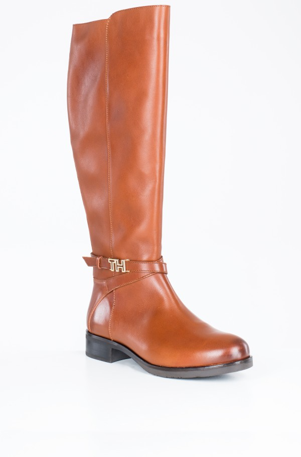 TH HARDWARE LEATHER LONGBOOT-hover