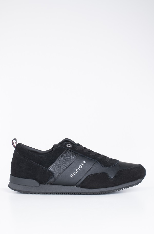 ICONIC LEATHER SUEDE MIX RUNNER