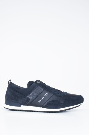 Footwear ICONIC LEATHER SUEDE MIX RUNNER	-1