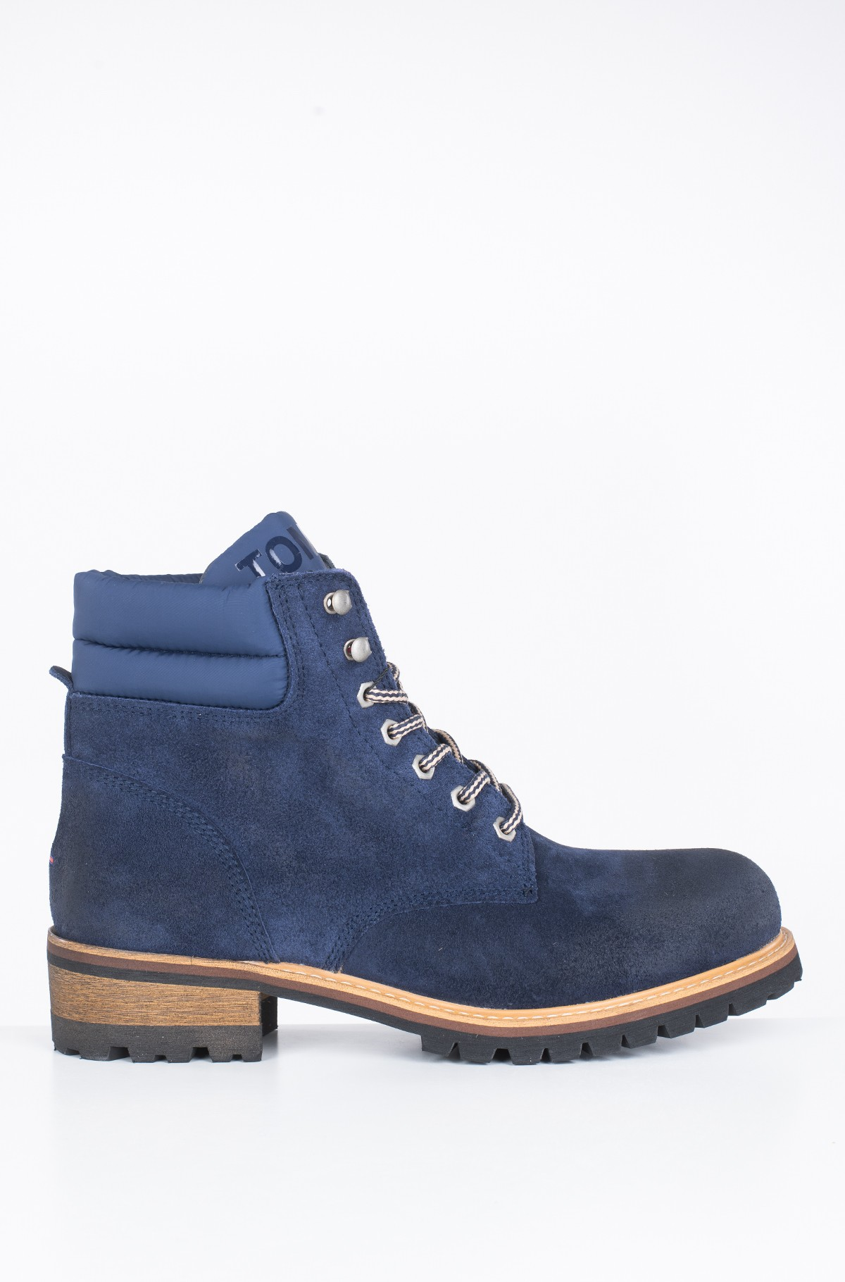 Matkasaapad SUEDE LACE UP BOOT-full-1