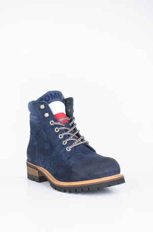 Matkasaapad SUEDE LACE UP BOOT-2