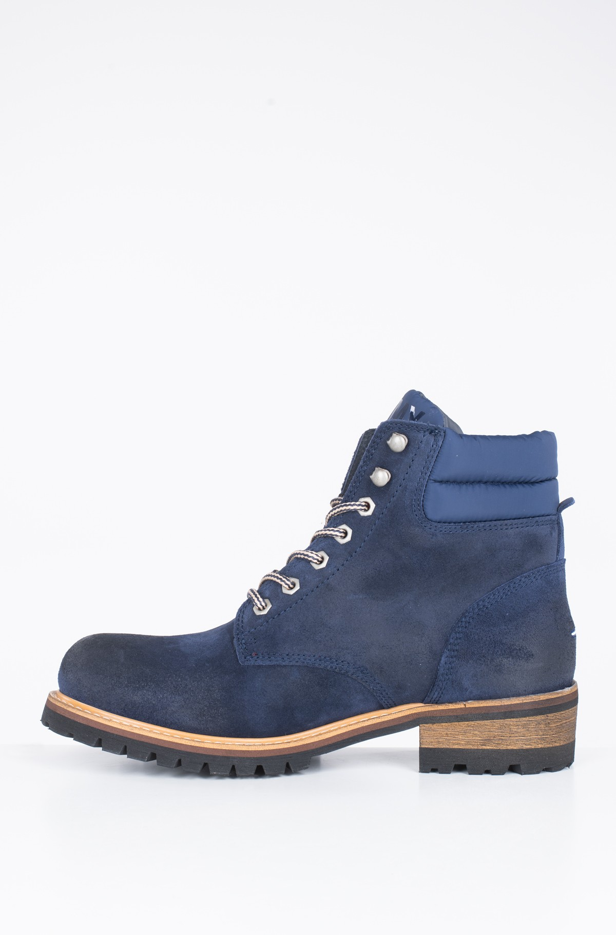 Matkasaapad SUEDE LACE UP BOOT-full-3