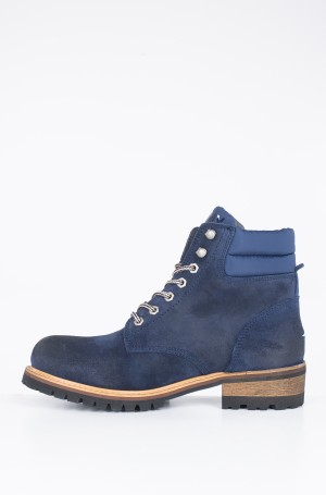 Matkasaapad SUEDE LACE UP BOOT-3