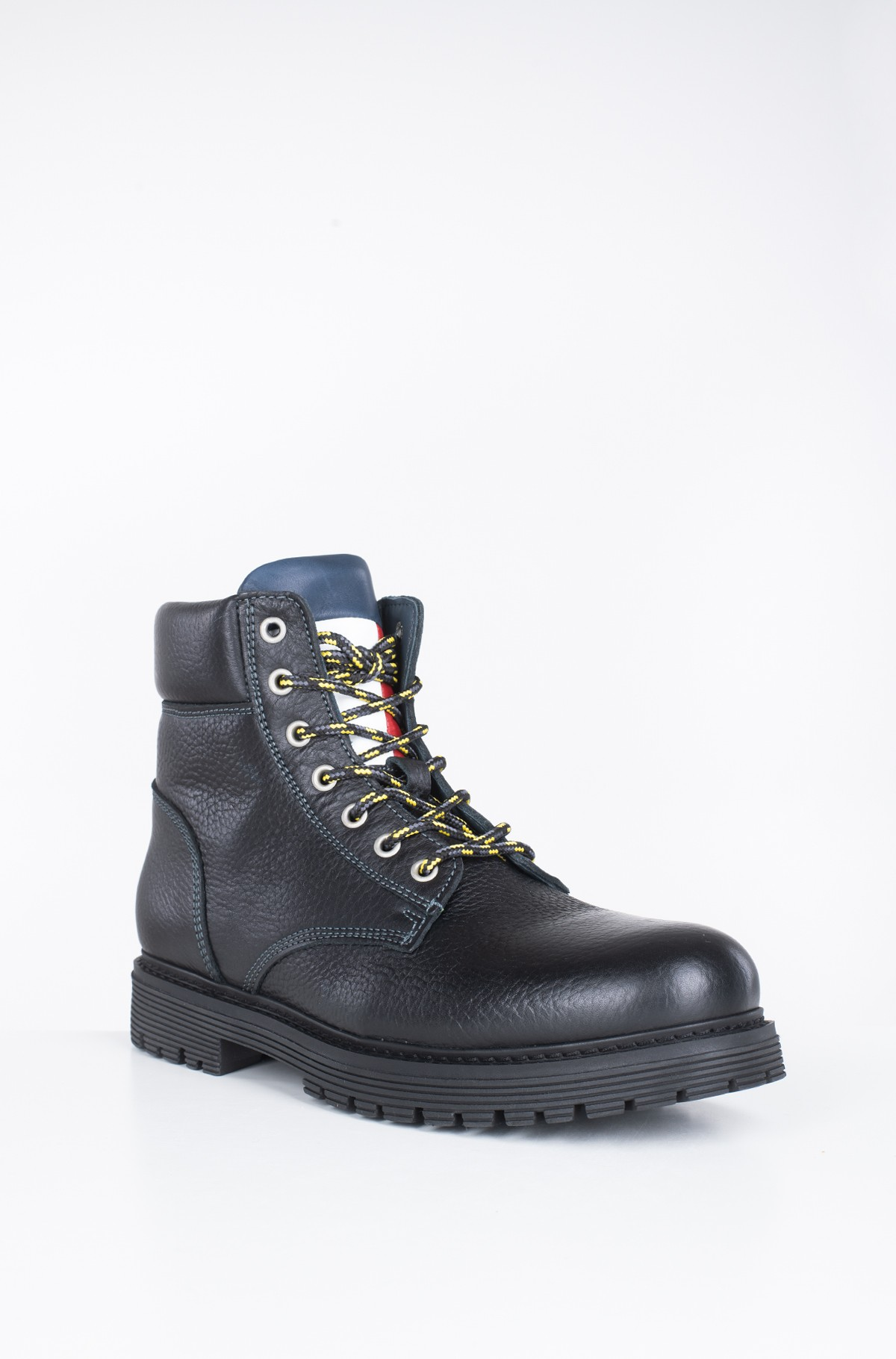 Žygio batai TOMMY JEANS OUTDOOR WARM BOOT-full-2