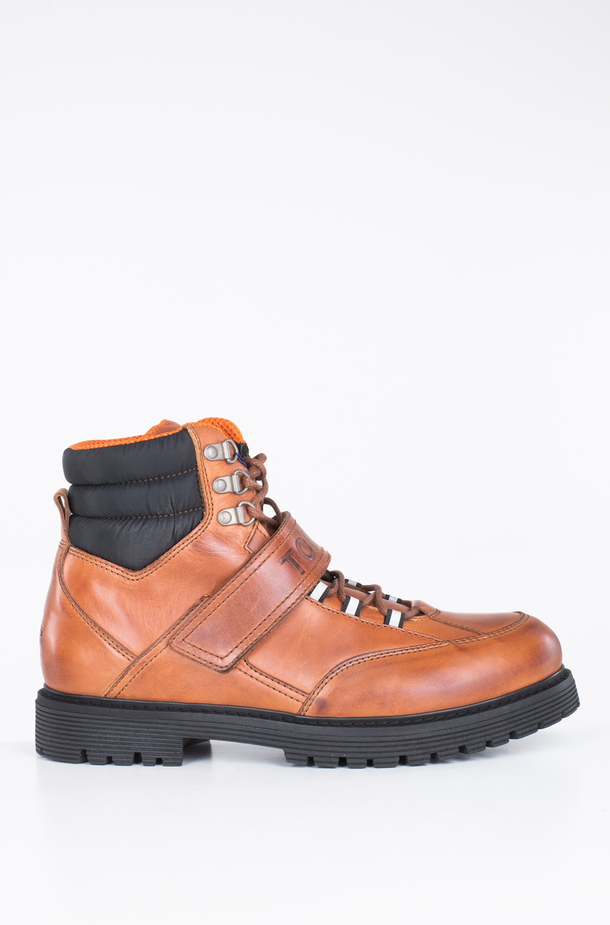 Ilgaauliai TOMMY JEANS OUTDOOR STRAP BOOT-full-1