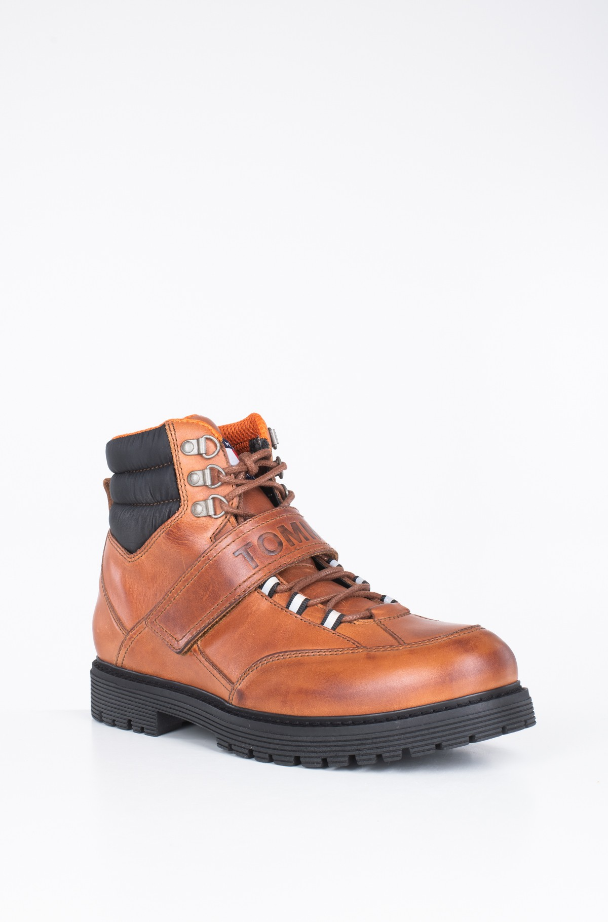 Ilgaauliai TOMMY JEANS OUTDOOR STRAP BOOT-full-2
