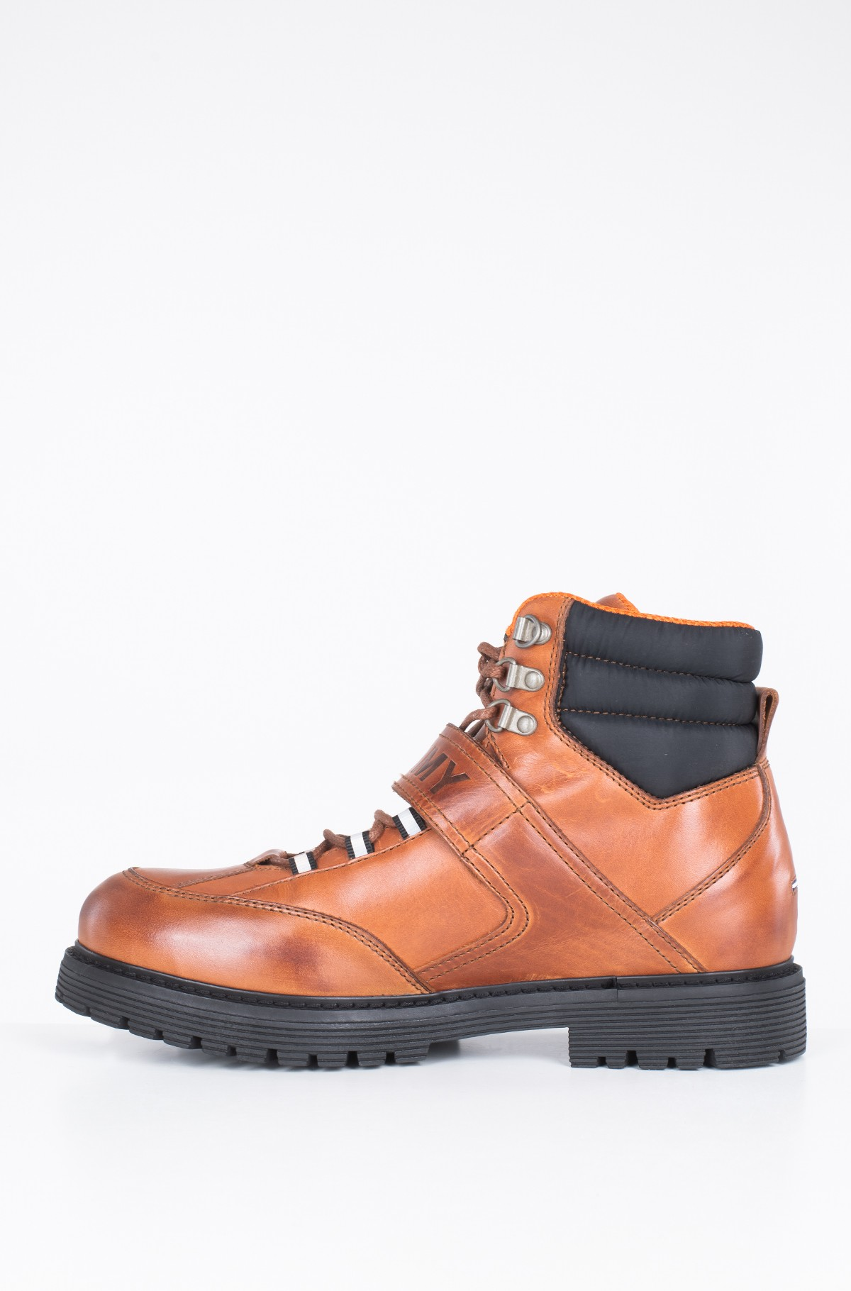 Ilgaauliai TOMMY JEANS OUTDOOR STRAP BOOT-full-3
