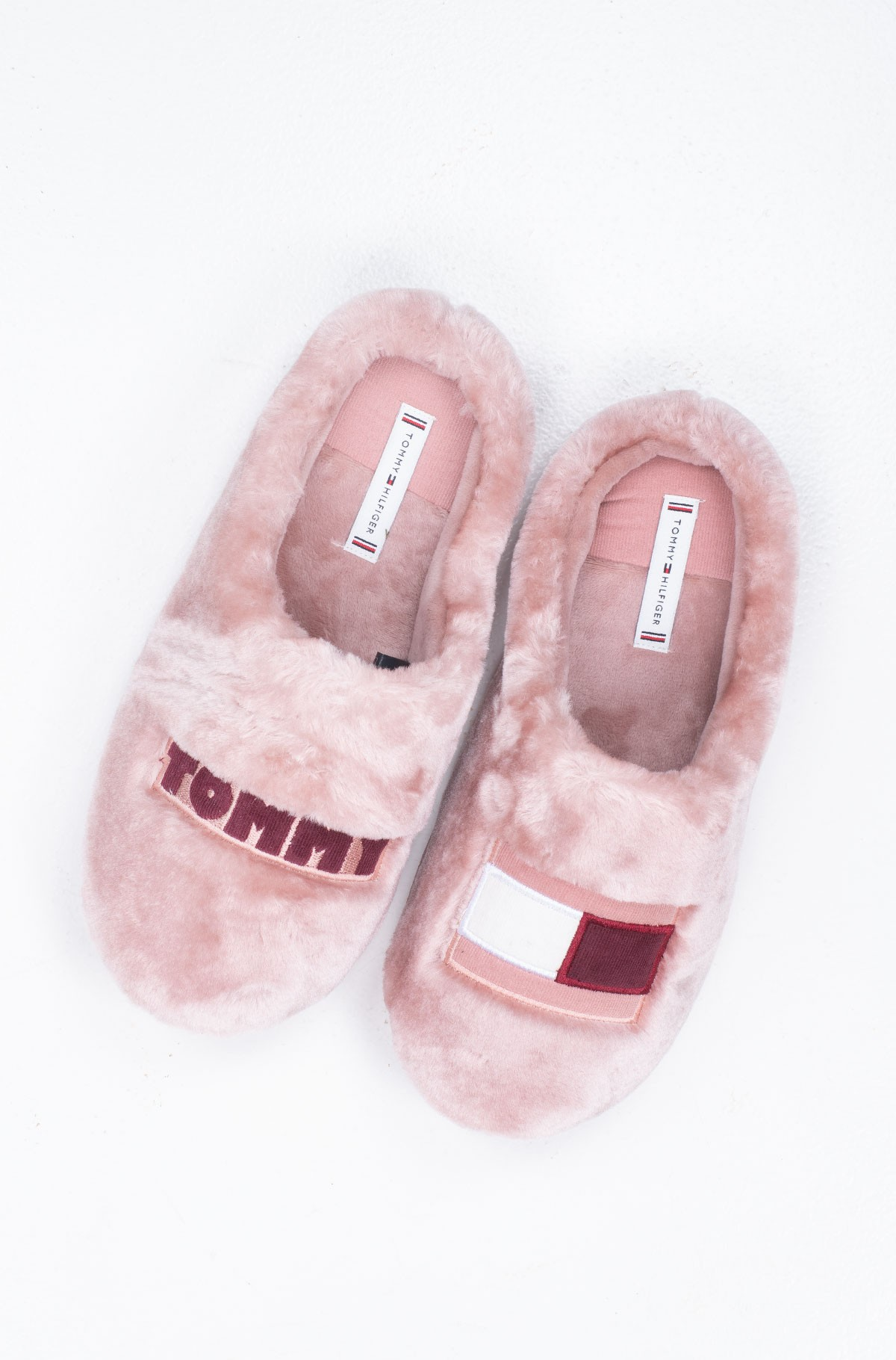 Slippers TOMMY WOMENS FUR SLIPPER-full-1