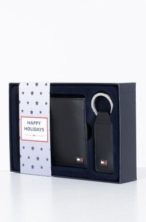Piniginė ir žiedas raktams dovanų dėžutėje ETON CC AND COIN PCKT KEYFOB BOX-1