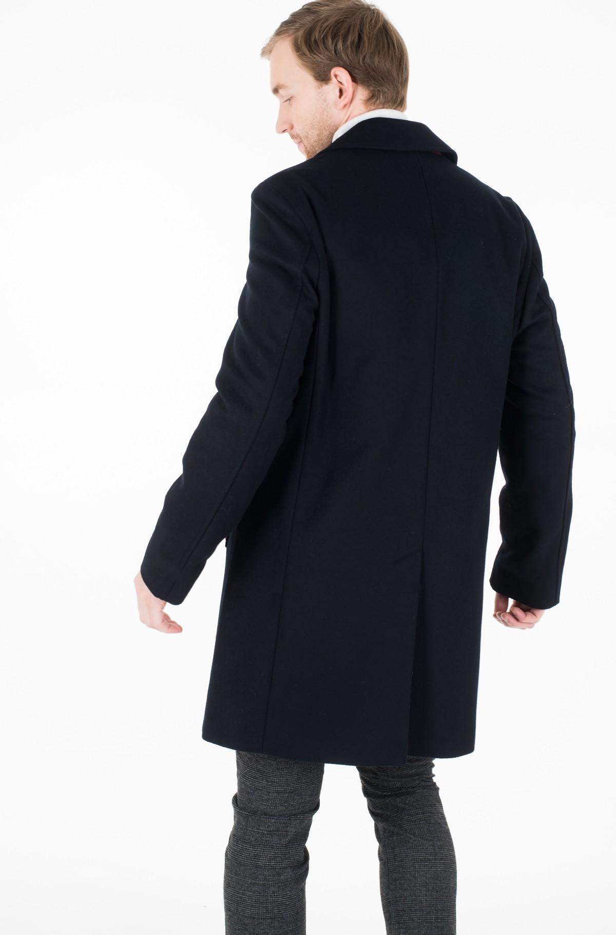 Paltas WOOL BLEND OVERCOAT-full-4