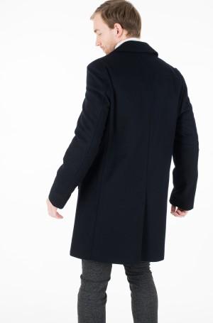Paltas WOOL BLEND OVERCOAT-4
