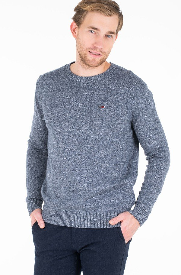 TJM ESSENTIAL TEXTURED SWEATER