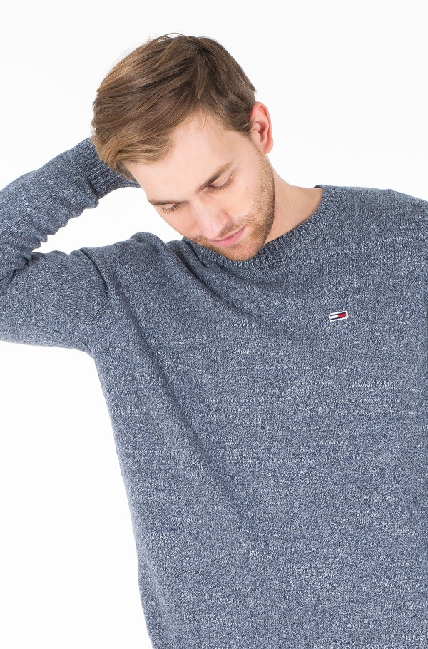 TJM ESSENTIAL TEXTURED SWEATER-hover