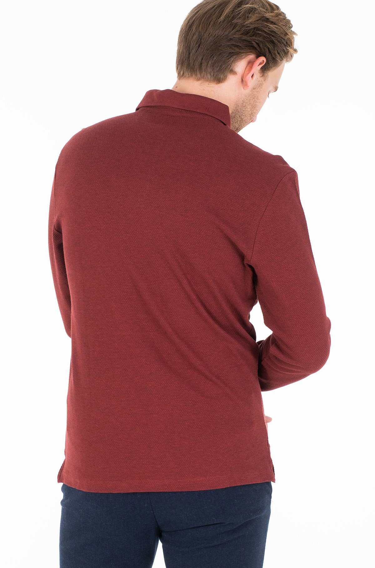 Polo marškinėliai ilgomis rankovėmis 1014084-full-3