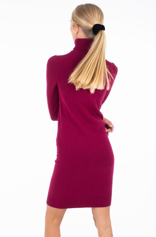 MONOGRAM TN SWEATER DRESS-hover
