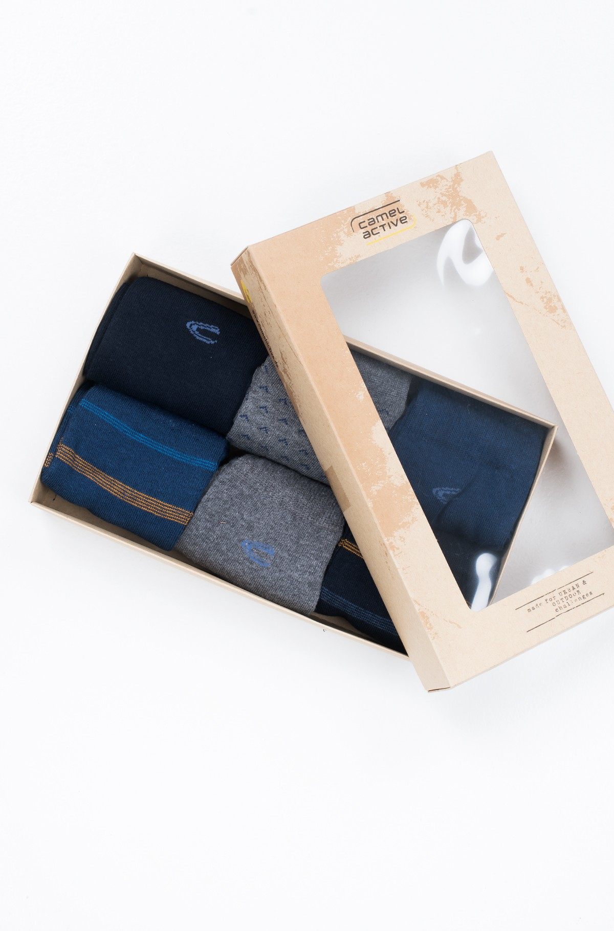 Socks in gift box 6493X-full-1