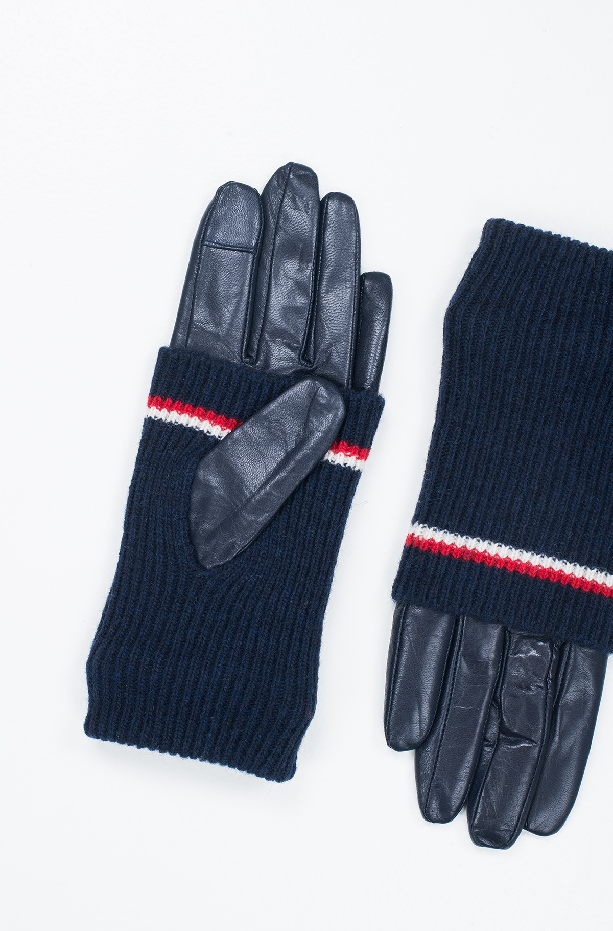 Gloves LONG CUFF LEATHER GLOVES-full-1