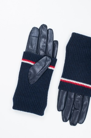 Gloves LONG CUFF LEATHER GLOVES-1
